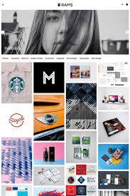 Bootstrap Designs Gallery Rams Portfolio And Art Gallery Wordpress Theme