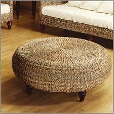 Round Rattan Ottoman Coffee Table Rattan Round Ottoman Coffee Table Coffee Table Home Decorating