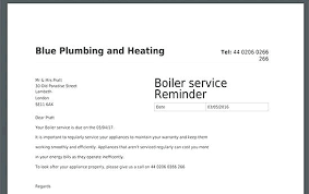 Service Reminder Template Past Due Bill Template Invoice
