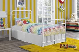 bedroom furniture interior fascinating wall. white jenny lind twin bed with striped wall and french window plus yellow rug for bedroom furniture interior fascinating