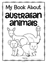 Small Picture Coloring Pages Of Australian Animals Coloring Pages