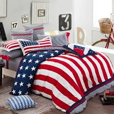 American Flag Bedding for the Love of Country Funk This House