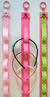 hair accessory organizer diy perfect for hair bows too ribbon headband holder these would be so hair accessory organizer diy
