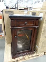 Costco Wine Cooler Cabinet  Really Nice Furniture At And This  Refrigerated Wine Cabinet  Cooler45