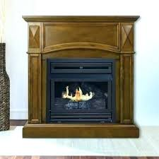 vent free linear fireplace natural gas st