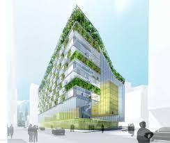 office block design. office building design concept images block i