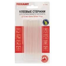 Купить <b>Клеевые стержни REXANT</b> 09-1060 в интернет-магазине ...