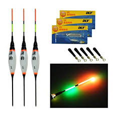 QualyQualy Electronic LED Fishing Floats and ... - Amazon.com