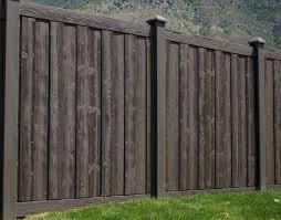 brown vinyl fence wholesale fencing suppliers manufacturers horse35 vinyl