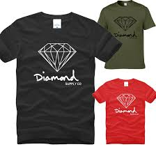 Diamond Supply Co Designs 2019 Diamond Supply Co Printed T Shirt Mens Fashion Brand Design Clothes Male South Coast Harajuku Skate Hip Hop Short Sleeve Sportswear Funny