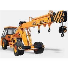 12xw Ace Hydra Mobile Crane