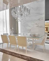 luxury dining room sets marble. contemporary luxury luxury dining room  marble walls and statement chandelier are beautiful  wwwbocadolobo intended luxury dining room sets marble i