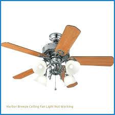 hampton breeze fan ceiling fan light not working harbor breeze ceiling fan light not working ceiling