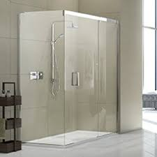 shower cubicles. Big Glass Shower Enclosure With And Out Doors Cubicles D