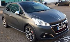 2018 peugeot 208 gti. beautiful peugeot avatar with 2018 peugeot 208 gti