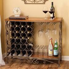 wine ts wine bar furniture rack evergreen 8wbm011 35