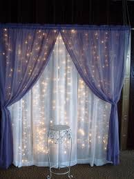 Light Blue Backdrop Curtain 30 Unique And Breathtaking Wedding Backdrop Ideas Diy