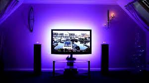 Home Led Mood Lighting Tv Mood Lights Led Strip Light Youtube