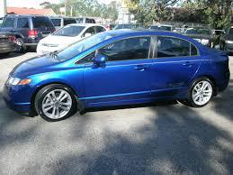 2007 Honda Civic Si Sedan Discount Motor Mall