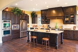 Dark Stain Kitchen Cabinets Dark Java Kitchen Cabinets Cliff Kitchen Stained Kitchen Cabinets