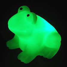 Frog Lights Led New Frog Energy Magic Led Night Light Cute Novelty Lamp