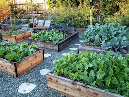 how to fill a tall raised garden bed on