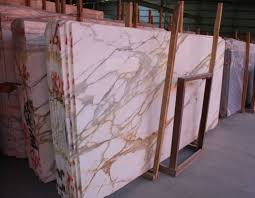 calacatta gold marble slabs vanity top countertops