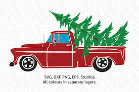 tree truck svg files