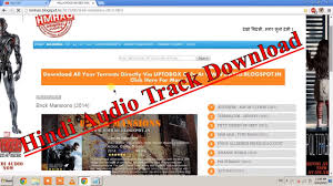 how to hindi audio track for hollywood s