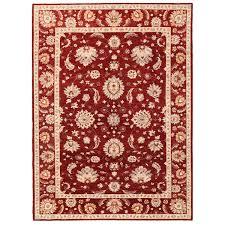 afghan hand knotted vegetable dye tabriz wool rug 9 x 12 4 herat oriental rugs