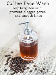 A coffee body scrub is an excellent way to exfoliate the skin, reducing the buildup of bacteria, dirt and dead skin cells. Diy Coffee Face Wash Brighten And Tighten Skin The Indian Spot
