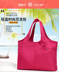 Jielang Shi <b>new fashion multi function</b> nylon <b>shoulder</b> bag ...