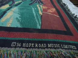 vintage authentic the rug barn bob marley rug 56 hope road limited 1728773998
