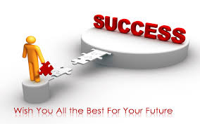 All The Best In Your Future Endeavors Quotes