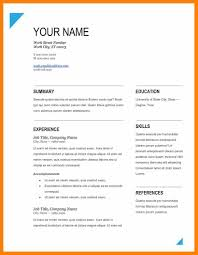 Resume Styles 2017 Current Resume Trends Cover Letter 33