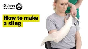 How to make an <b>arm</b> sling