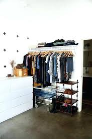 storage ideas for small bedrooms with no closet small bedroom no closet ideas bedroom without closet