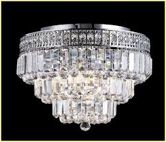 flush mount crystal chandelier light fixture home design ideas pertaining to new residence crystal flushmount chandelier remodel