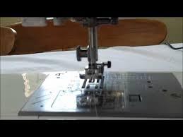 Putting A Bobbin In A Sewing Machine