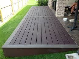 best of fire pit safe for wood deck outdoor
