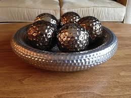 Decorative Orbs For Bowls 60 Large Decorative Bowls For Tables Arteriors 60 Swain Steel 19