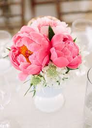 flower types for wedding. pink wedding flowers peonies bouquet inspiration flower types for c