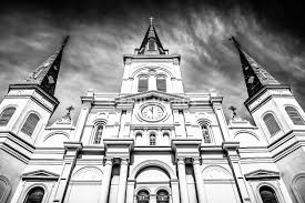 >image cathedral basilica of st louis in new orleans large canvas  cathedral basilica of st louis in new orleans