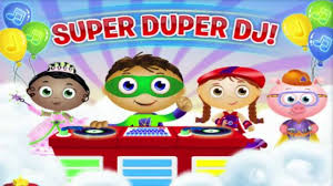 Super Why! Music Game 🎵 PBS Kids Play Games Online - YouTube