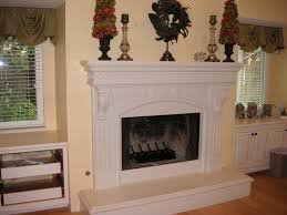 appealing ideas for various wrap around fireplace mantel design ideas astonishing image of home interior