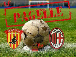 Pagelle Benevento Milan 0-2