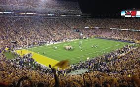 Lsu Stadium Seating Chart Visitor Section Texas Football Tickets Seatgeek