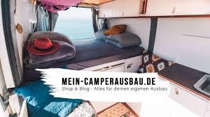 Camper Ausbau Blog Und Shop Mein Camperausbau