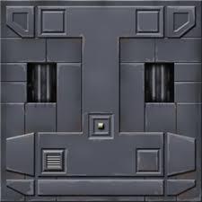 A door texture Sci Fi Roblox