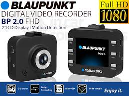in car dash camera blaupunkt bp 2 0 fhd dash cam car digital video